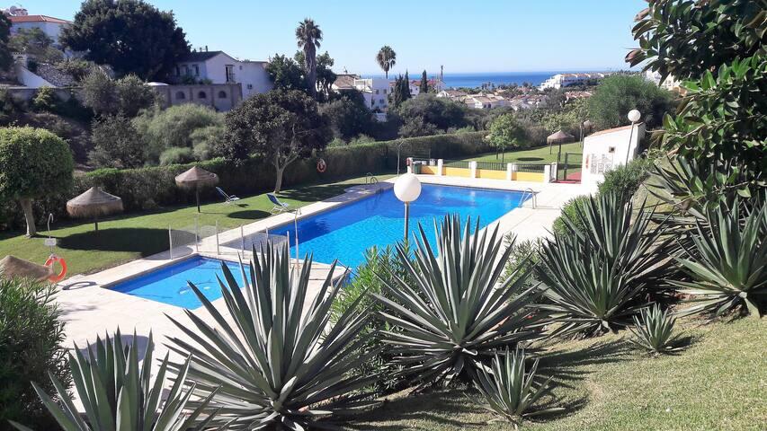 Colinas del Faro, 20 min to Marbella & Malaga