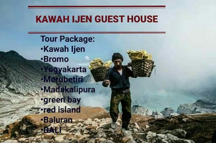 Kawah Ijen Guest House 3