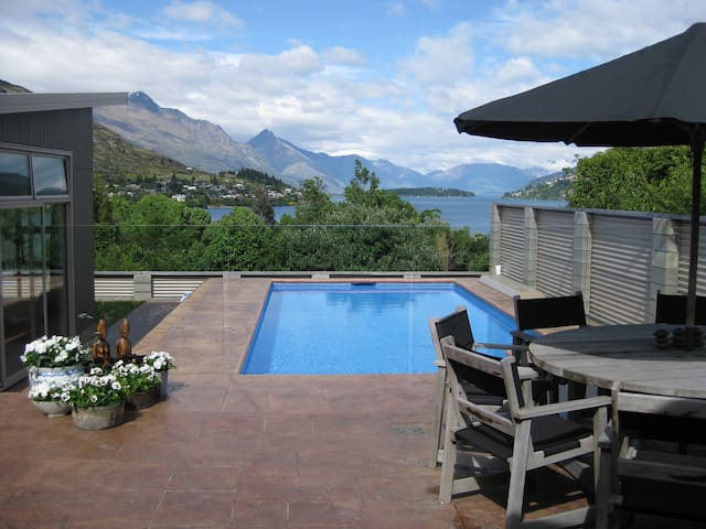 Remarkable View-Pure luxury - Queenstown - Casa
