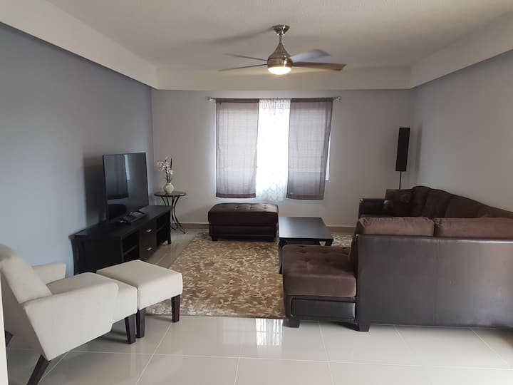 """Swan #1 """"Superior Apartment with outdoor BBQ"""""""