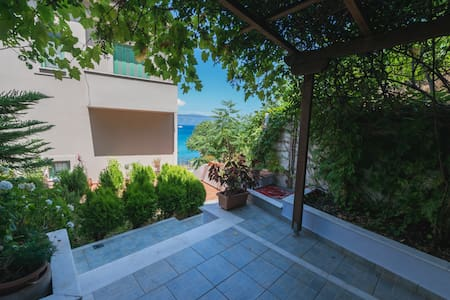 Studio on Agia Efimia seaside - Αγία Ευφημία - Byt