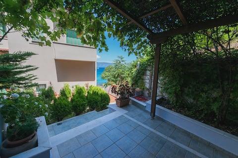 Studio on Agia Efimia seaside
