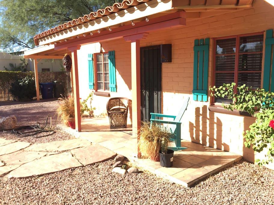 La casita bonita the beautiful house houses for rent - 4 bedroom houses for rent in tucson az ...