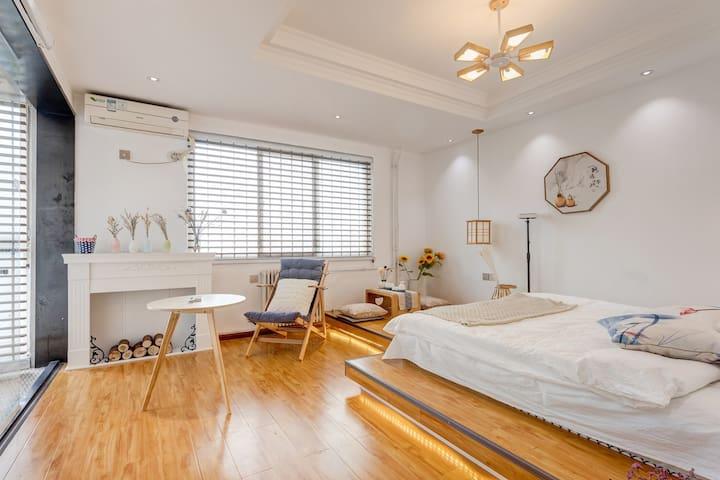 诗酒趁年华 /360 浴缸投影地铁茶艺