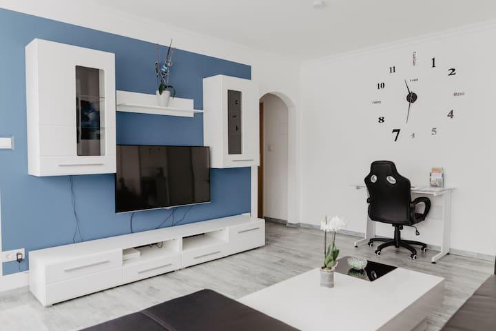 Modernes zentrales Apartment