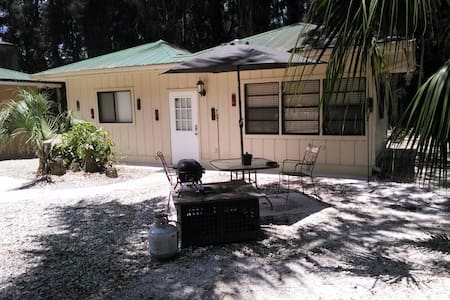 Tropical Oasis.  Entire Cottage. - Bonita Springs