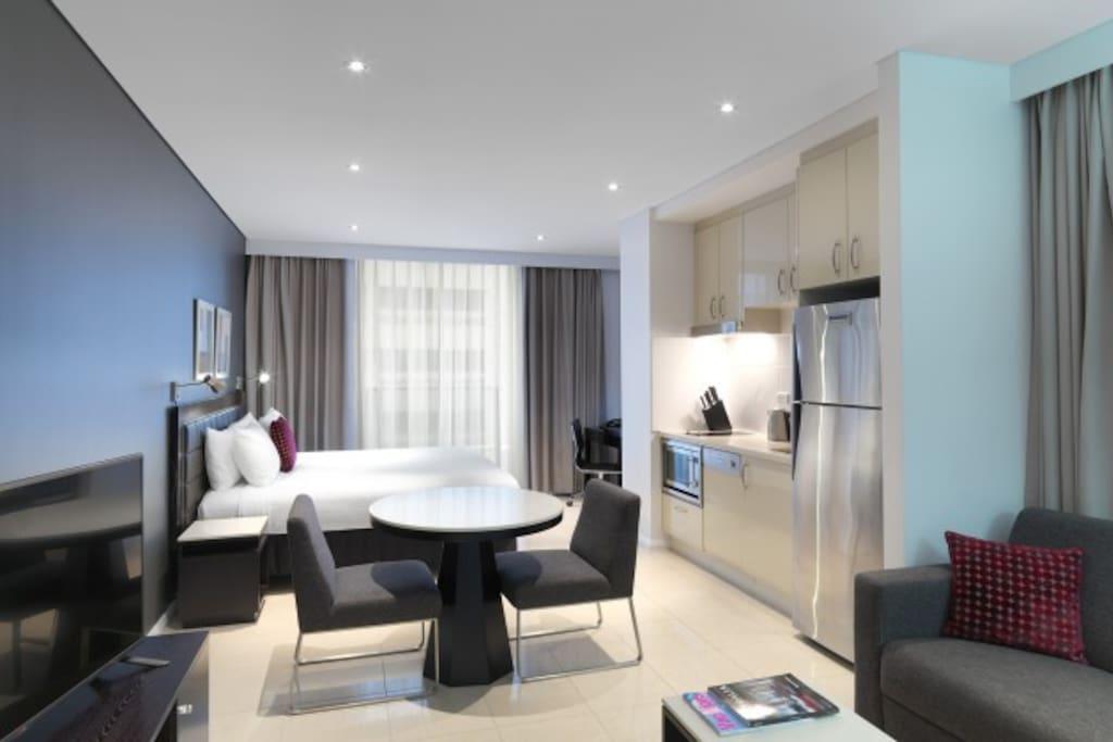 Studio Room For Rent In Sydney Cbd
