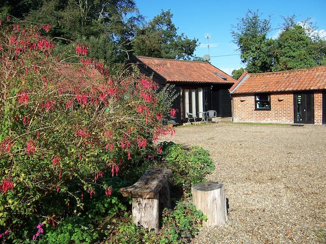 The Annexe at Abbey Cottage - Suffolk - Dağ Evi