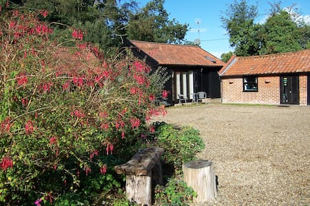The Annexe at Abbey Cottage - Suffolk - Alpstuga