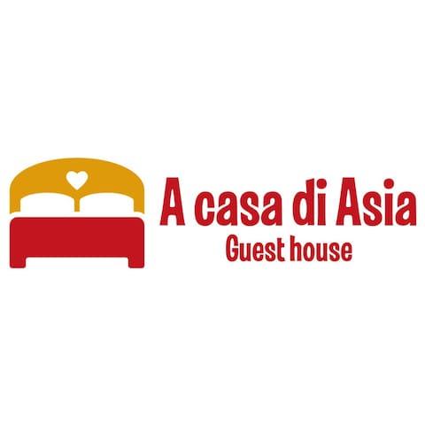 """""""A casa di Asia"""" Camera n°1 a due passi dal centro"""