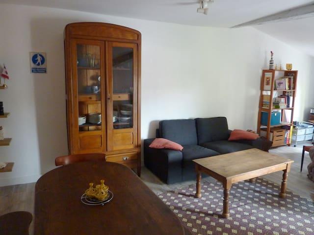Grand appartement de charme proche hyper centre - Burdeos - Apartamento