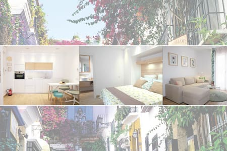 360º Old town Marbella apartment 1st F