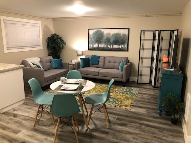 Cosy 2 bedroom Suite