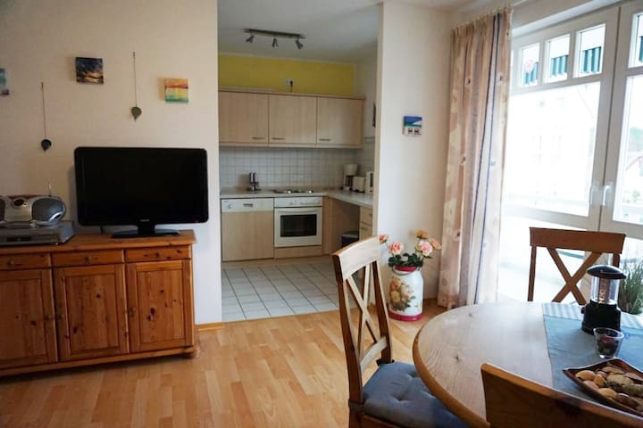"Ferienwohnung ""Strandgut"" (SENSITIVE CONTENTS HIDDEN)-usedom in Koserow - Koserow - Apartmen"