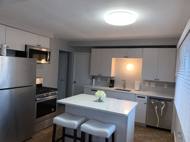 Newly renovated beautiful pied-a-terre in Detroit