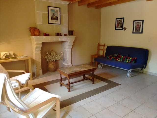Holiday Cottage 'Bourgueil' - Bellevigne-en-Layon - Huoneisto