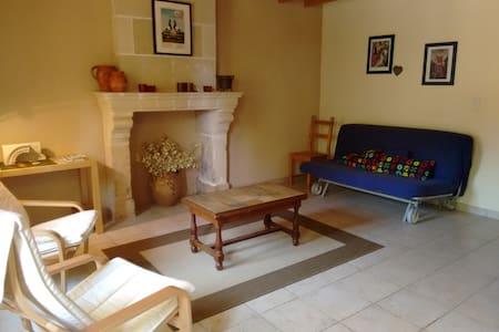 Holiday Cottage 'Bourgueil' - Bellevigne-en-Layon - Appartement