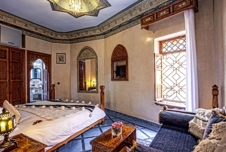 Riad traditionnel Marrakech Médina
