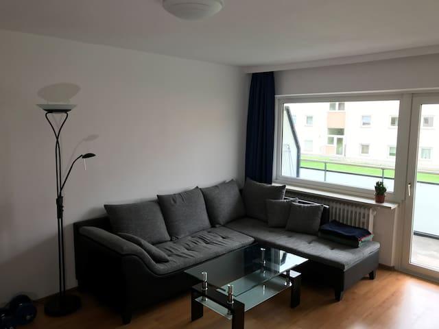 Schöne 2-Zimmerwohnung im Norden Münchens