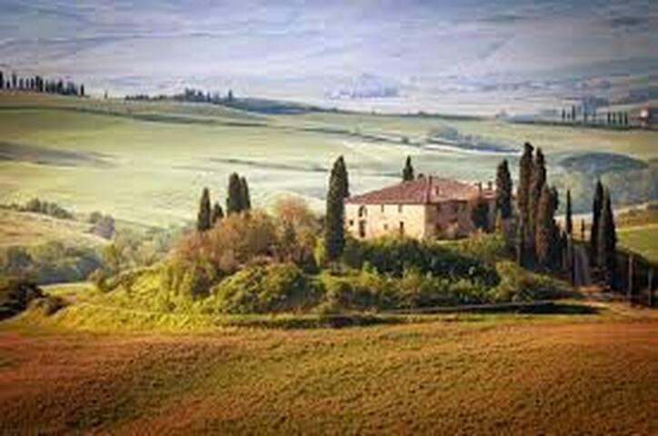 Casa Vacanza a Montepulciano - Montepulciano - Apartamento