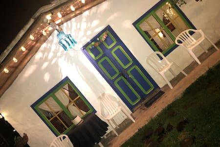San Alejo´s House