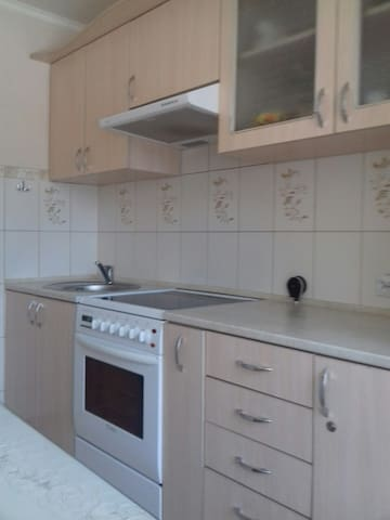Cozy apartment near the International Airport - Lwów - Apartament