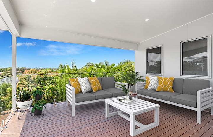 A Perfect Stay - Ocean + 20 minutes from Byron Bay