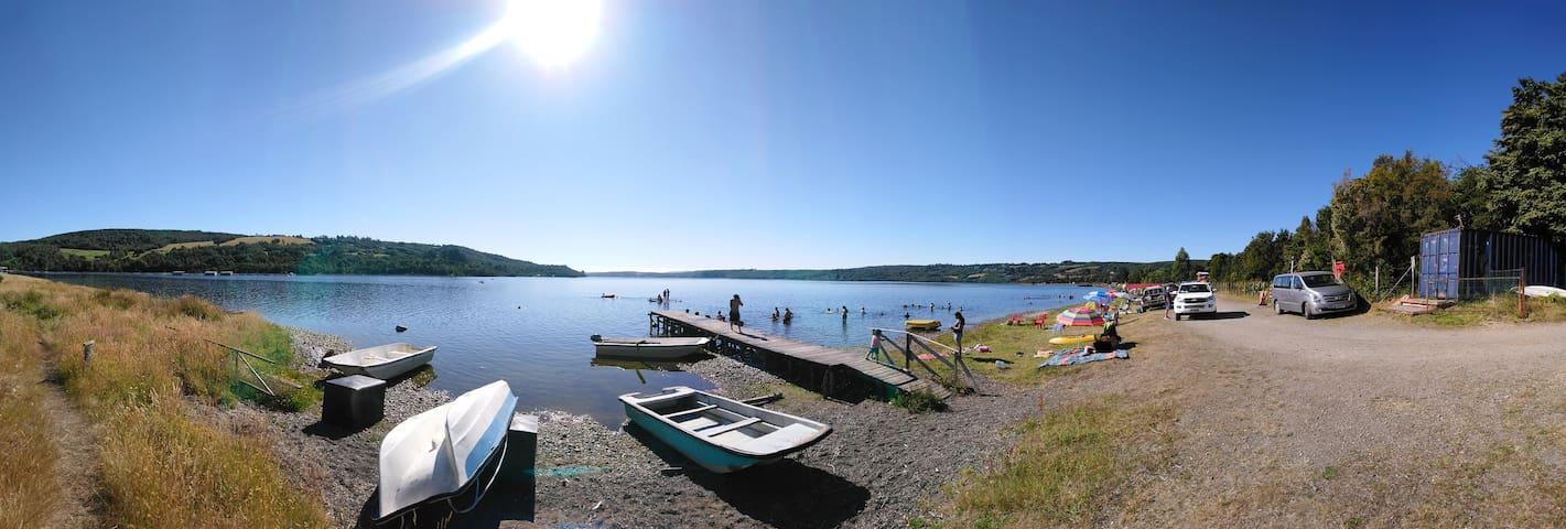 Lodge San Nicolás Lago Natri