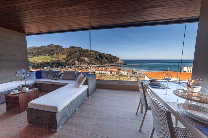 Playa Santiago - Deba