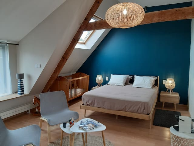 Chambre Embellie