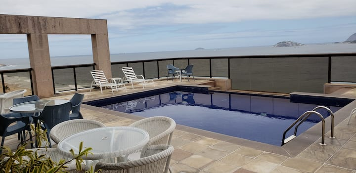 Praia de Ipanema, Vieira Souto c/vista para o mar!