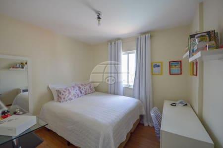 Conforto em Curitiba - Curitiba - Apartamento