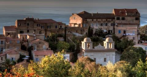 U RITRATTU,au coeur du village :Haute Corse