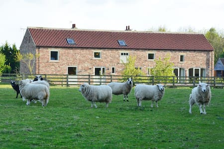 NEW: Luxury Barn Conversion, nr York.
