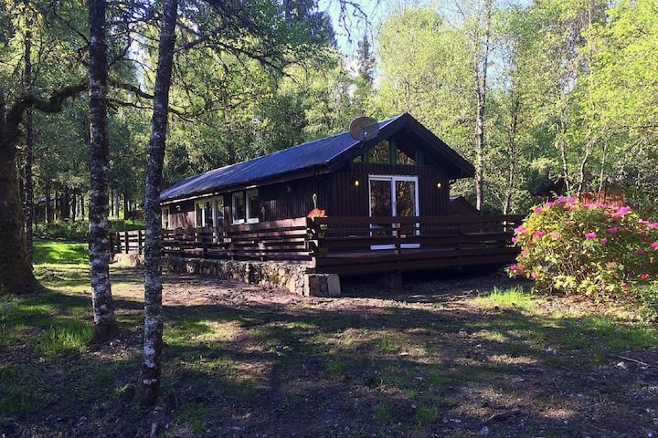Berneray Cabin