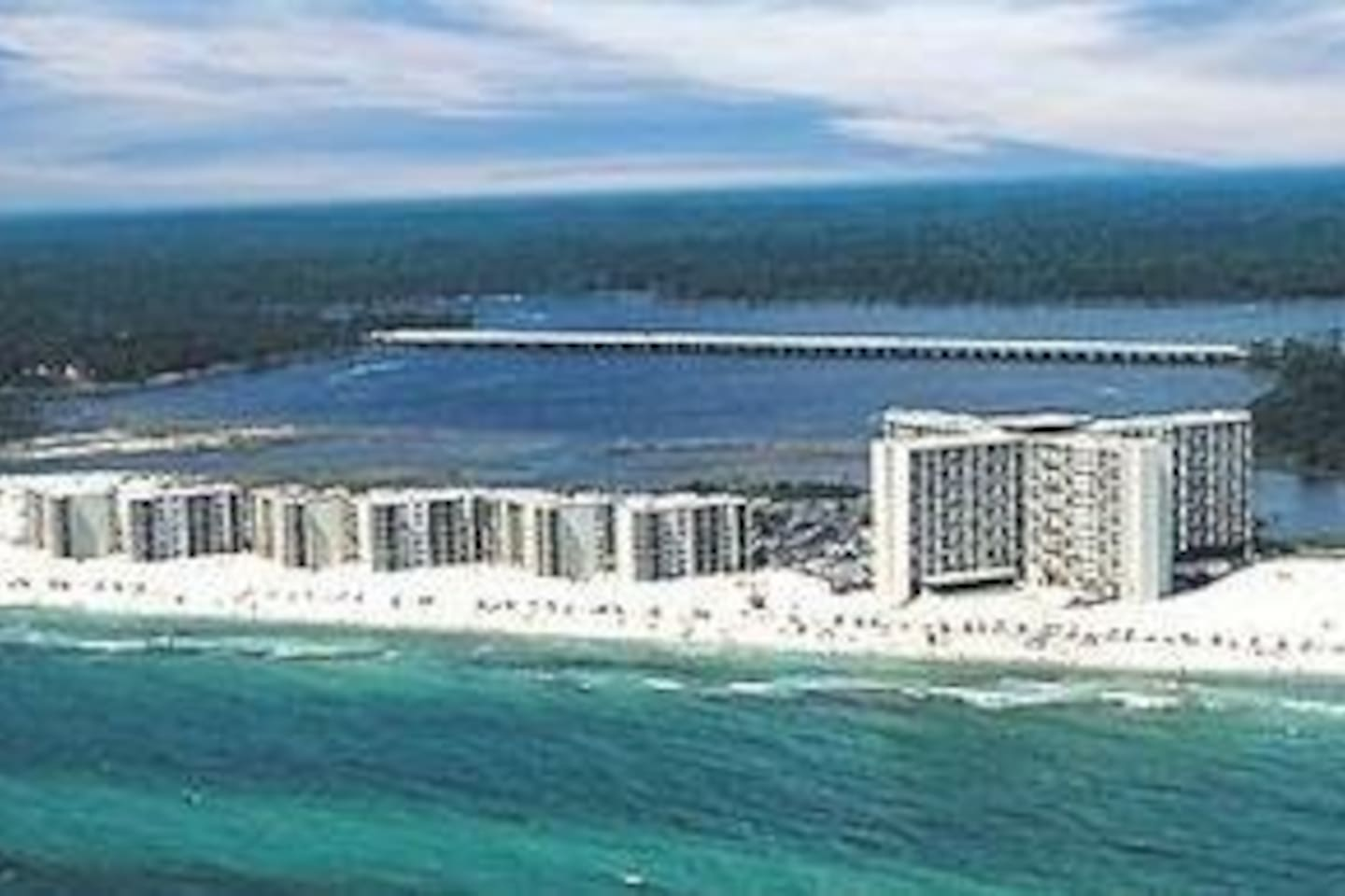 Pinnacle Port Unit A101 Iniums For In Panama City Beach Florida United States