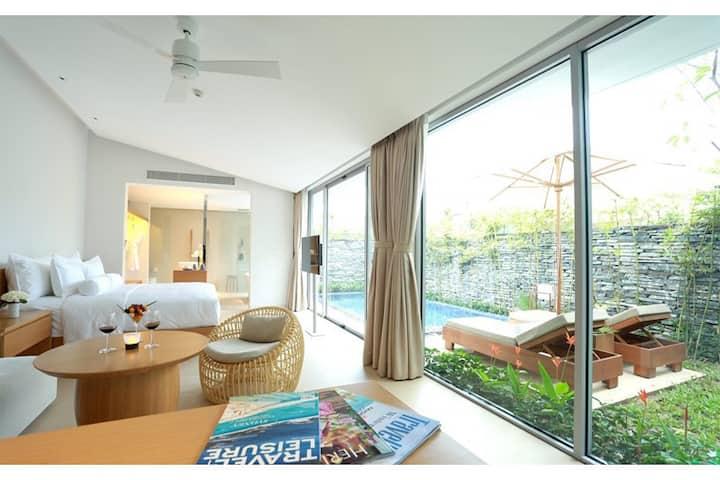 One Bed Room Pool Villa At Naman Retreat Da nang