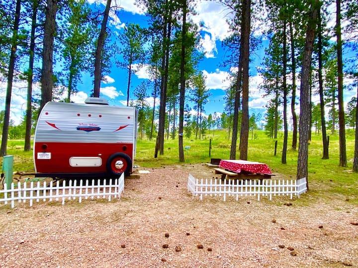 Tiny Retro Camper