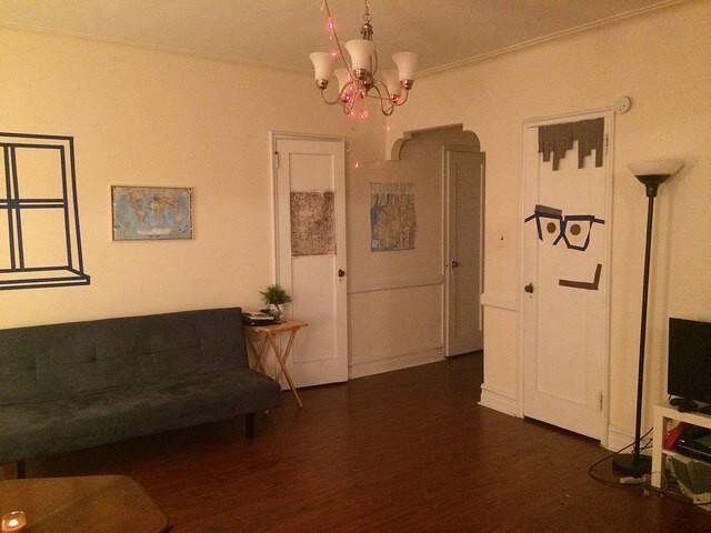 Huge room, Social Home! - Brooklyn