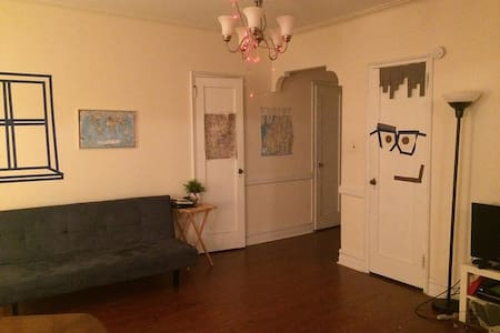 Huge room, Social Home! - Brooklyn - Apartment