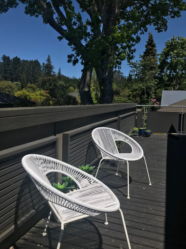 Tree side apartment-great location for activities