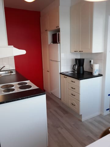 Renovated apartment in Porvoo, Finland