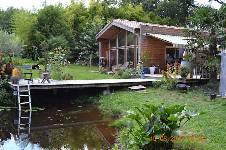 La maison du Lac - Tilh - Villa