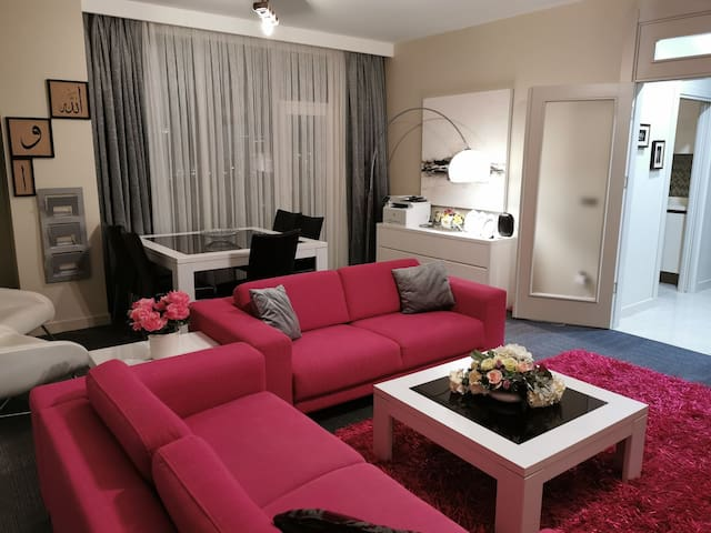 Luxurious apartment in Istanbul (PI)