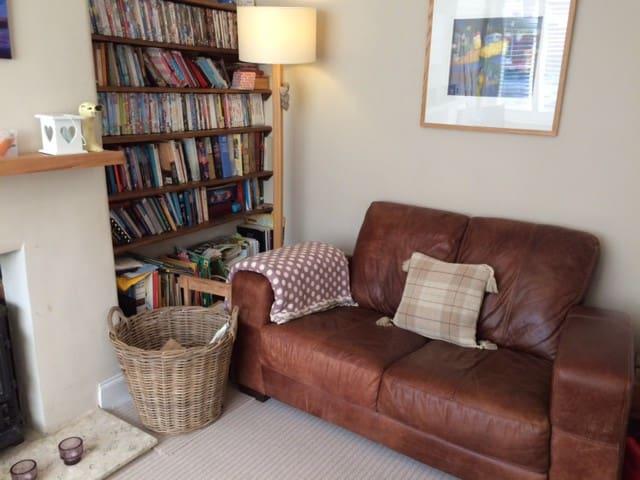 Spacious, family friendly home close to town - Royal Tunbridge Wells - Huis