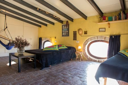 Delightful in the heart of town - Vilanova i la Geltrú - Bed & Breakfast