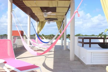 2 bedrooms Akumal with Mexican Breakfast included! - Akumal