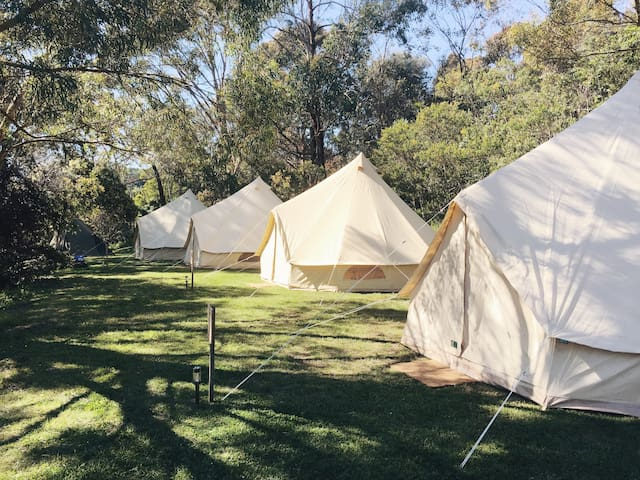 Rent A Bell Tent - Iluka Private Property