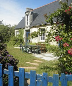 penty breton avec jardin clos - Guilvinec - 独立屋