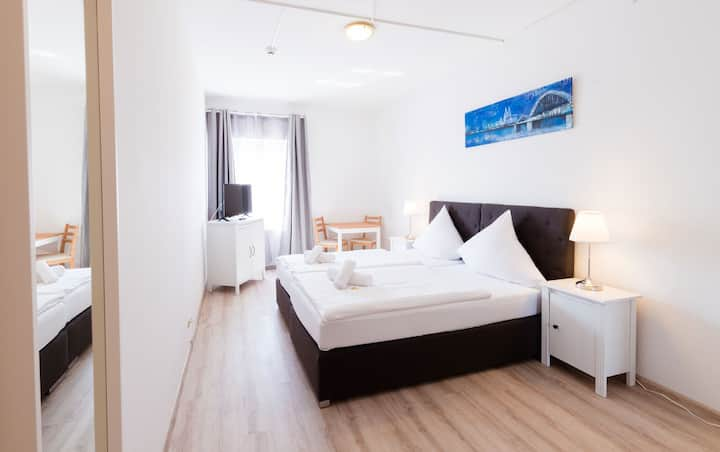 Hotel Bergheim Room 101